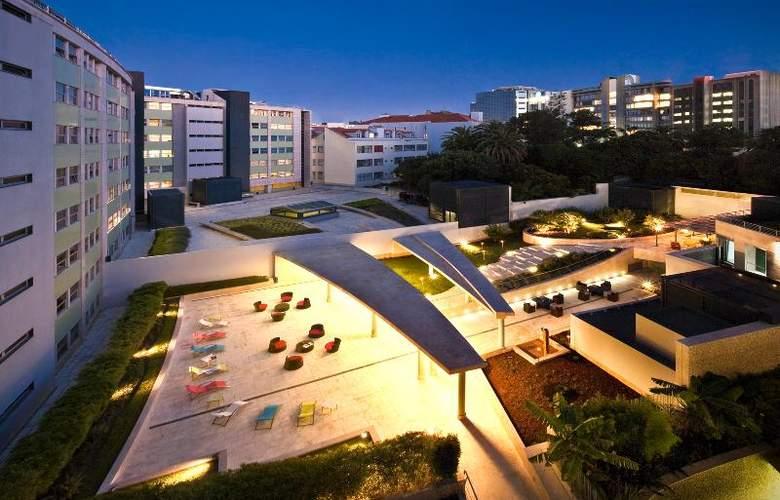 HF Fenix Lisboa  - Terrace - 29