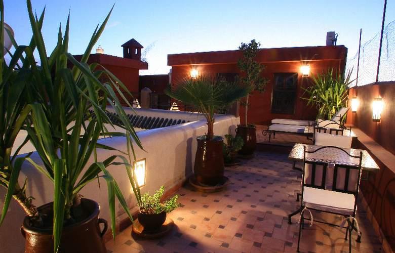 Riad La Croix Berbere - Terrace - 9