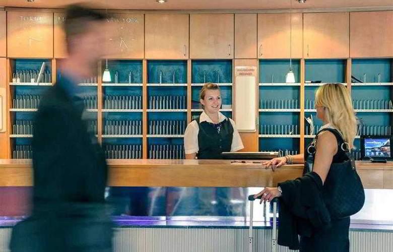 Best Western Amedia Frankfurt Airport - Hotel - 1