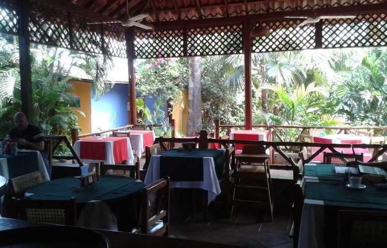 Hotel Europeo-Fundación Dianova Nicaragua - Restaurant - 17