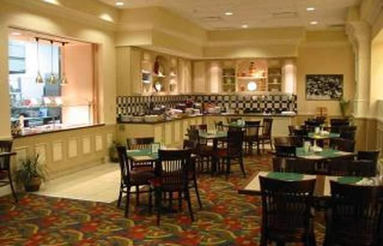 Hilton Garden Inn Ithaca - Restaurant - 4