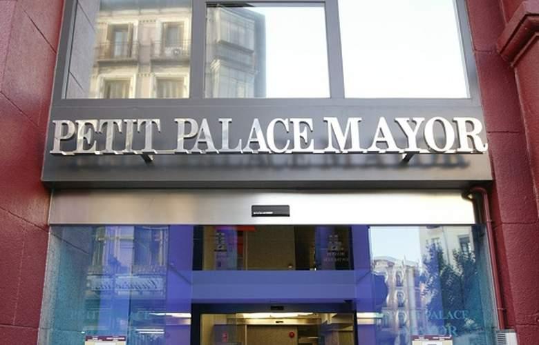 Petit Palace Mayor Plaza - Hotel - 0