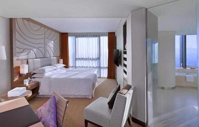 Sheraton Seoul D Cube City Hotel - Hotel - 16