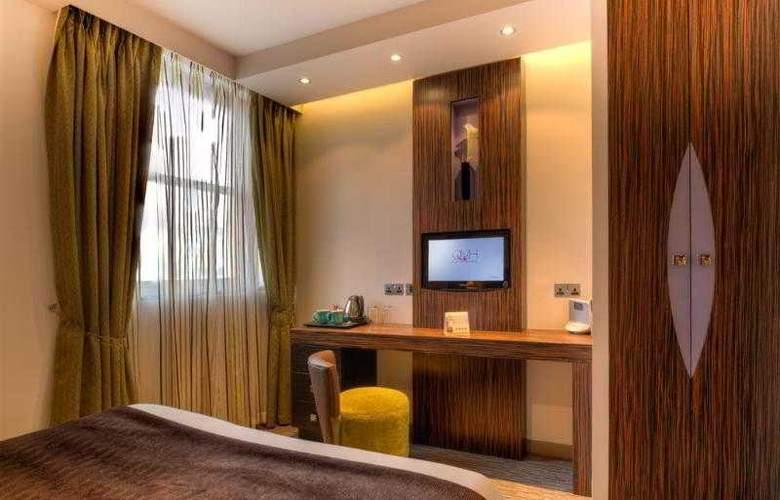 Best Western Maitrise - Hotel - 27