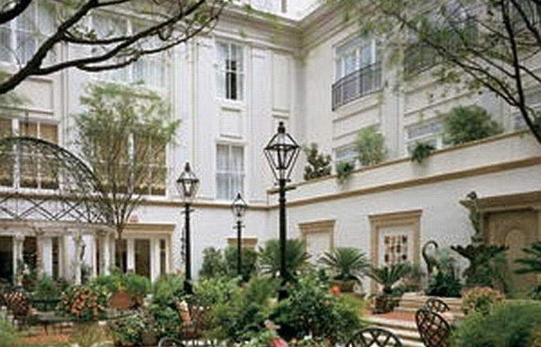Ritz Carlton New Orleans - Terrace - 4