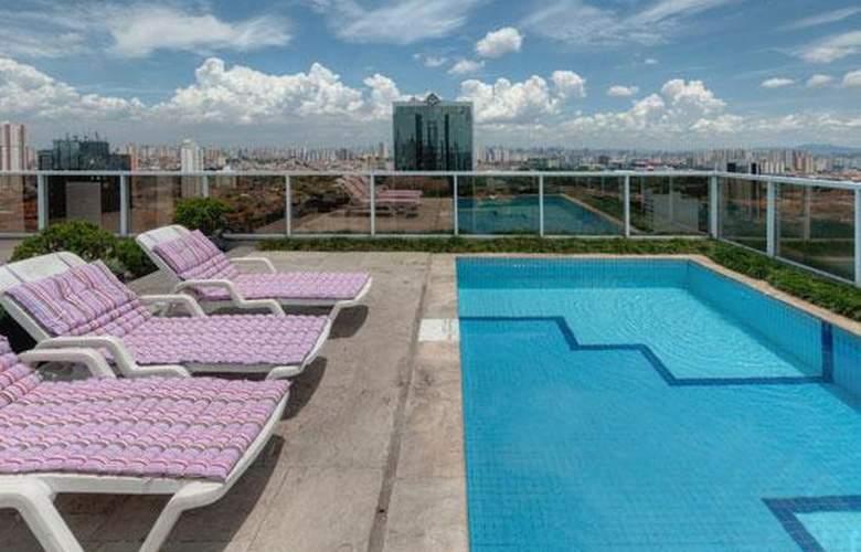 Tryp Sao Paulo Tatuape - Pool - 3