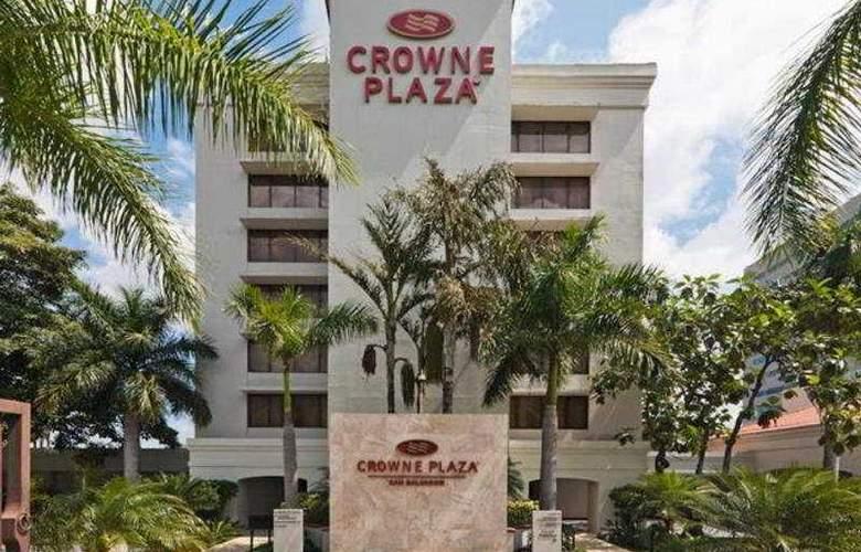Crowne Plaza San Salvador - Hotel - 0