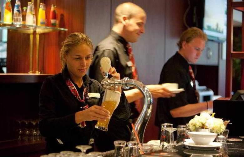 Bastion Hotel Bussum-Zuid Hilversum - Bar - 13
