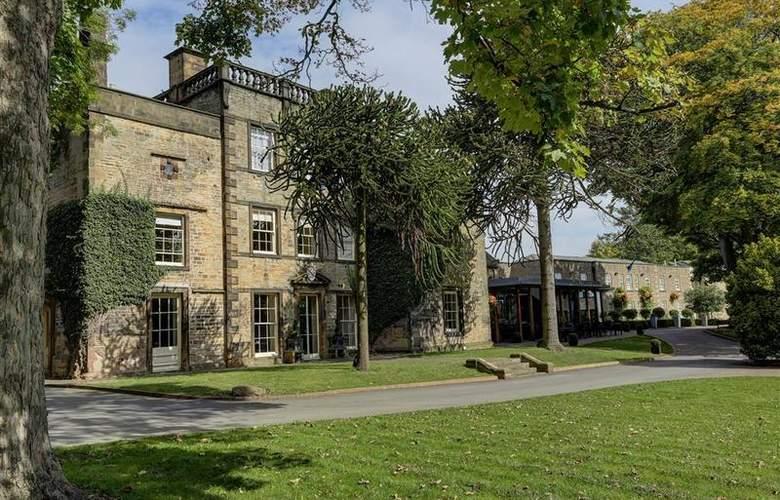 Best Western Mosborough Hall - Hotel - 151
