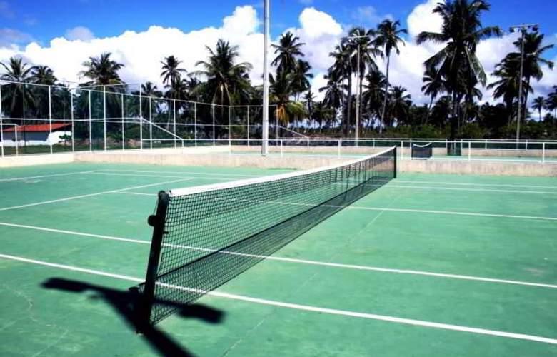 Prodigy Beach Resort & Convention Aracaju - Sport - 13