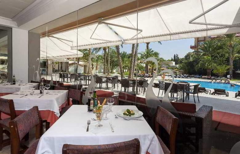 HM Ayron Park - Restaurant - 11