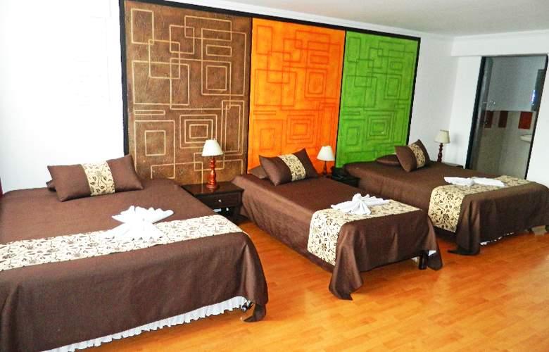 Hotel Esmeralda Real Bogota - Room - 13