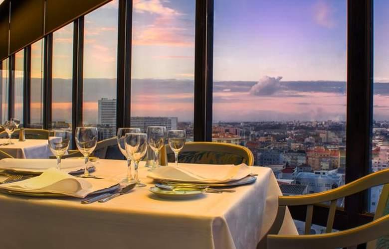Black Tulip Porto - Restaurant - 12