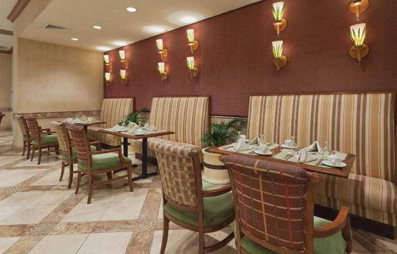 Crowne Plaza San Salvador - Restaurant - 33