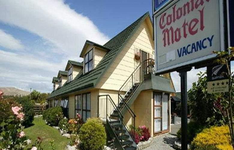 Colonial Motel - General - 1