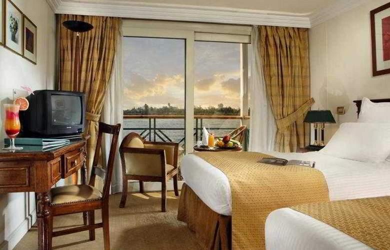 M/S Sonesta Moon Goddess Nile Cruise - Room - 5