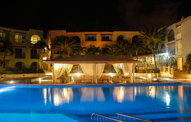 Ocean Point Residence Hotel & Spa - Hotel - 9