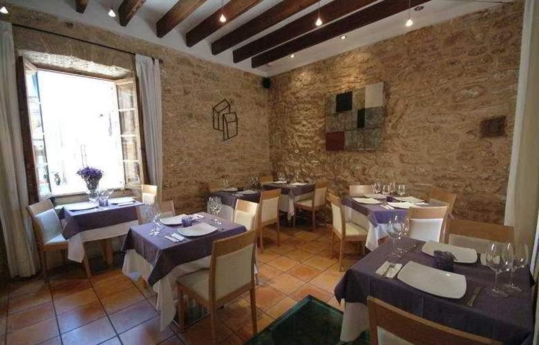 Can Simo Petit Hotel - Restaurant - 5