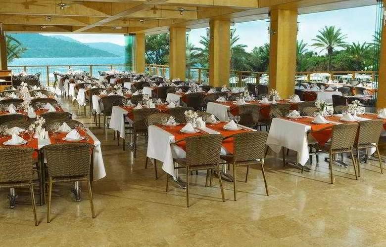 Isil Club Bodrum (Milta) - Restaurant - 8