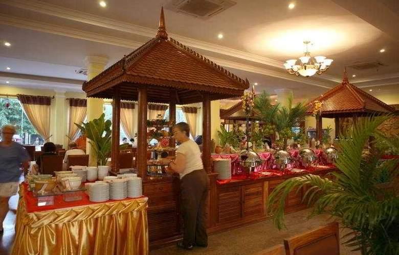 Somadevi Angkor Hotel & Spa - Restaurant - 8