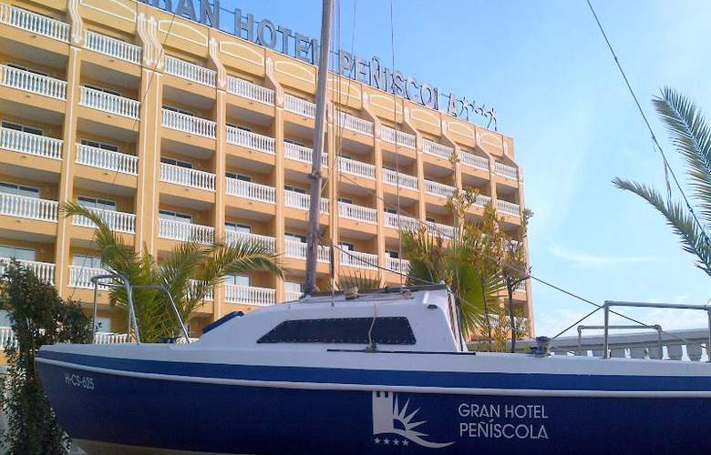 Gran Hotel Peñiscola - Hotel - 24