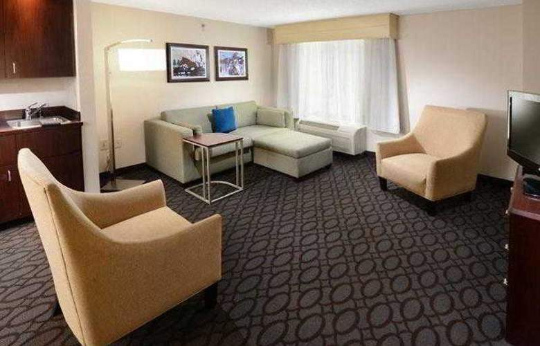 SpringHill Suites Fort Worth University - Hotel - 18