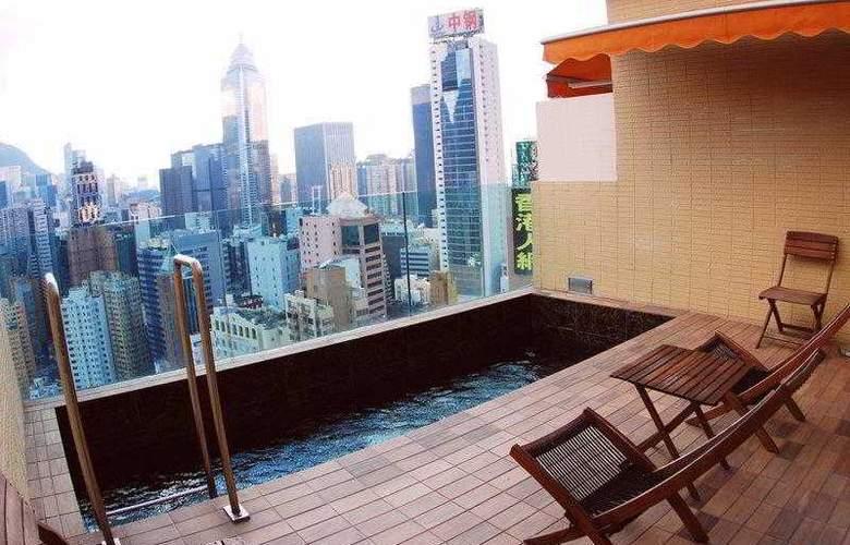 Best Western Hotel Causeway Bay - Hotel - 11