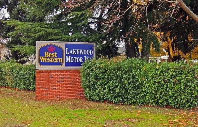 Best Western Lakewood Motor Inn - Hotel - 2