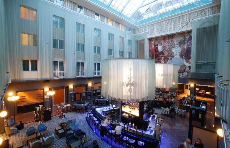 Radisson Blu Hotel Bremen - Restaurant - 18