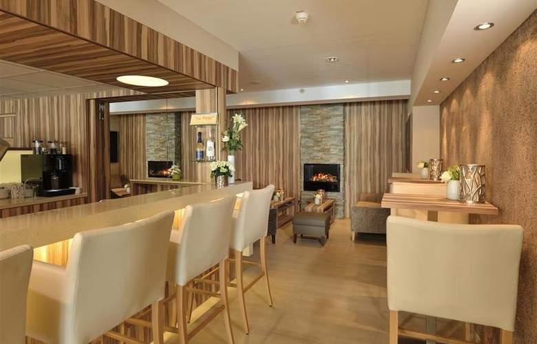 Best Western Parkhotel Oberhausen - Bar - 85