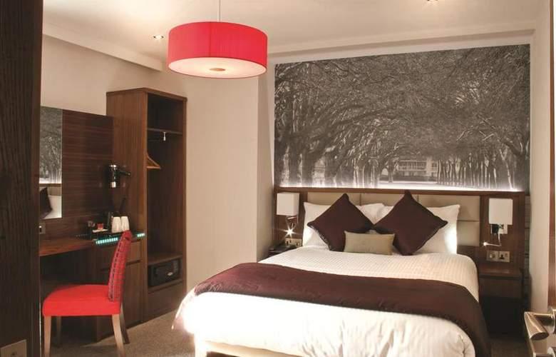Best Western Plus Seraphine Hotel Hammersmith - Room - 92