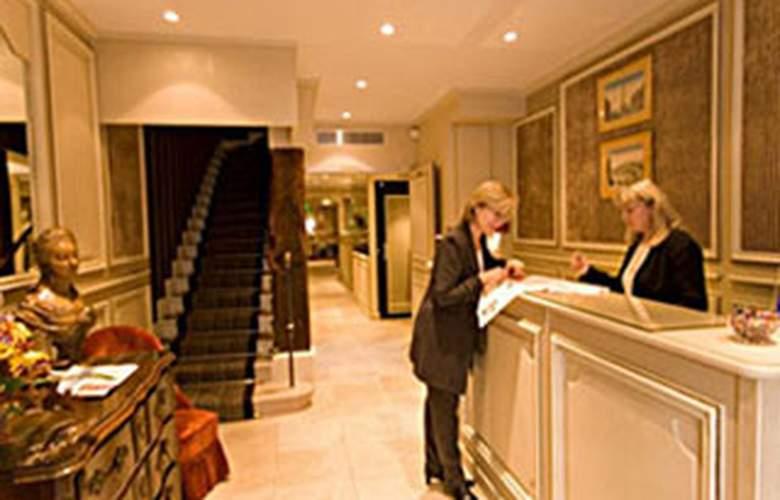 Au Manoir St. Germain De Pres - Hotel - 0