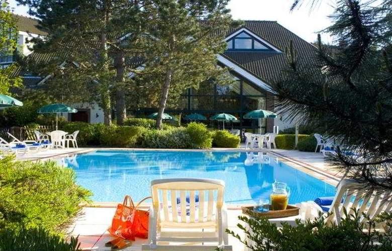 Best Western Hôtel du Parc - Pool - 4