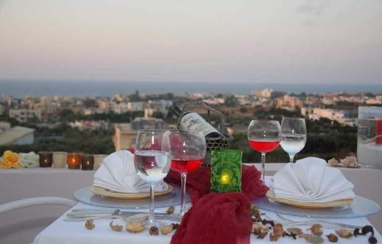 Matheo Hotel - Restaurant - 20