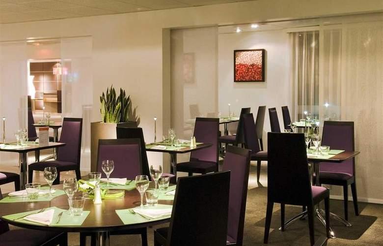 Novotel Lyon Bron Eurexpo - Restaurant - 60