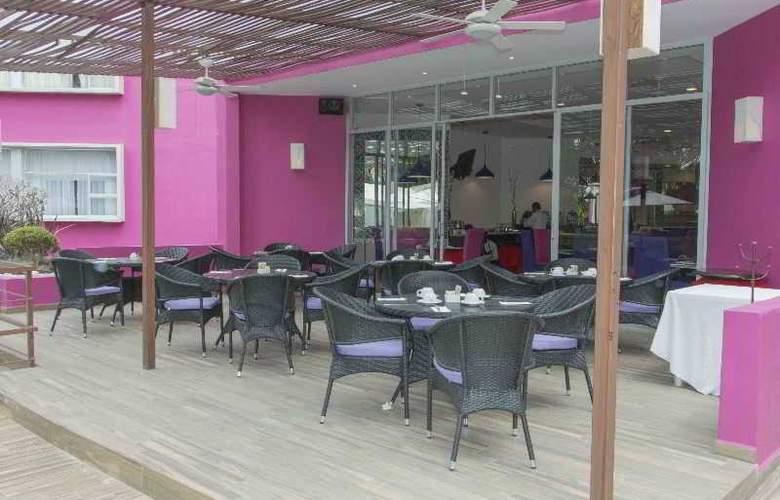 Best Western Real de Puebla - Terrace - 91