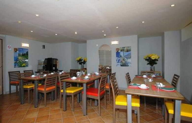 Residence le Palais Rossini - Restaurant - 6