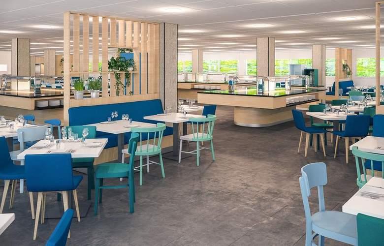 Medplaya Regente - Restaurant - 9