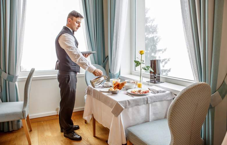 Kurhaus Cademario Hotel spa - Hotel - 4