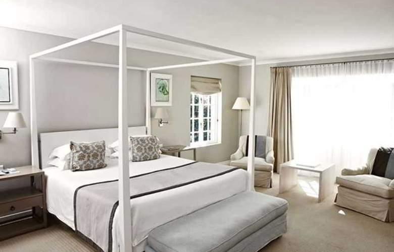 Le Franschhoek Hotel & Spa - Room - 9