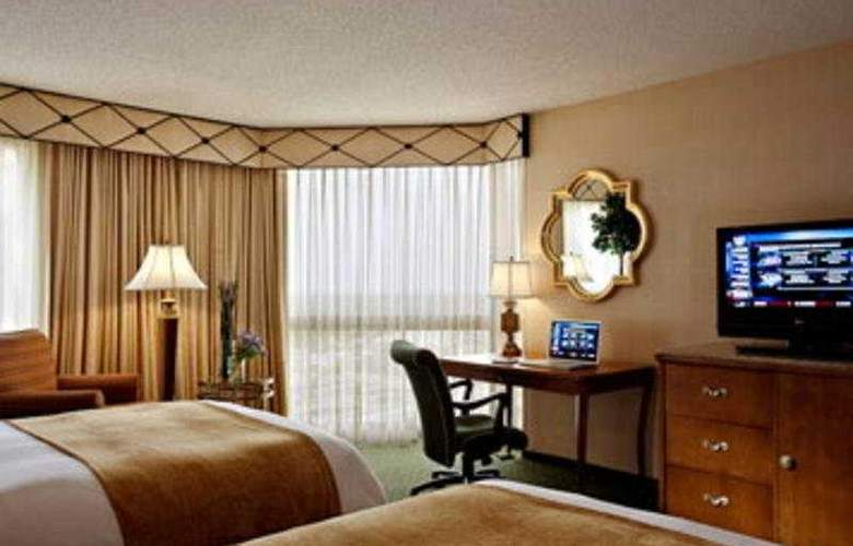 Marriott Rivercenter - Room - 3