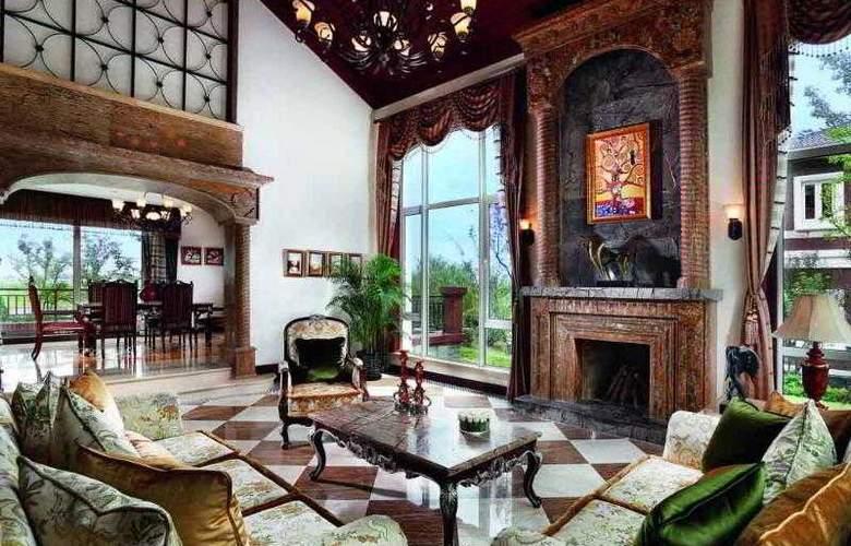 Sofitel Shanghai Sheshan Oriental - Hotel - 39