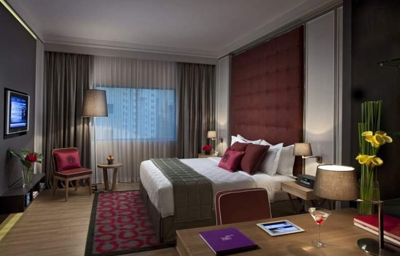 Orchard Hotel Singapore - Room - 8