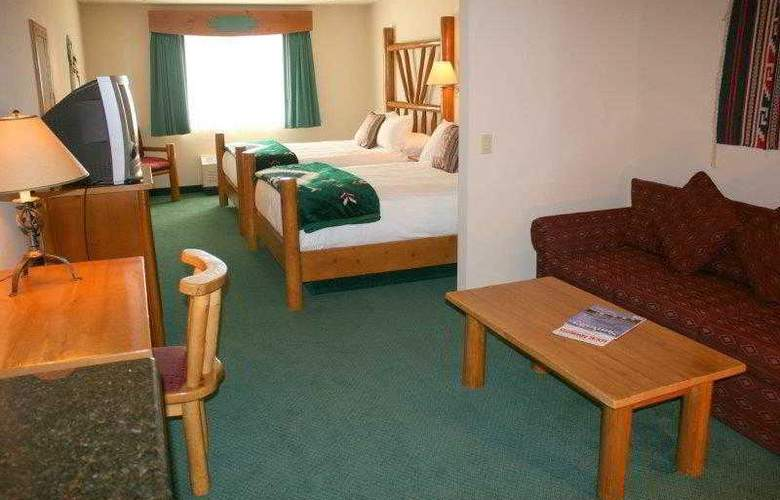 Best Western Plus Kentwood Lodge - Hotel - 15