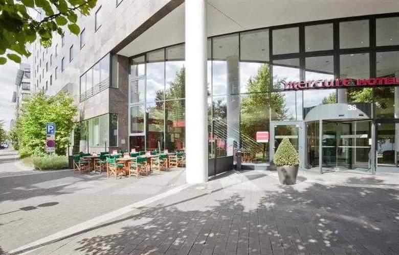 Mercure Duesseldorf Seestern - Hotel - 2