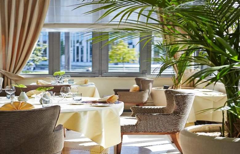 Steigenberger Parkhotel Duesseldorf - Restaurant - 16