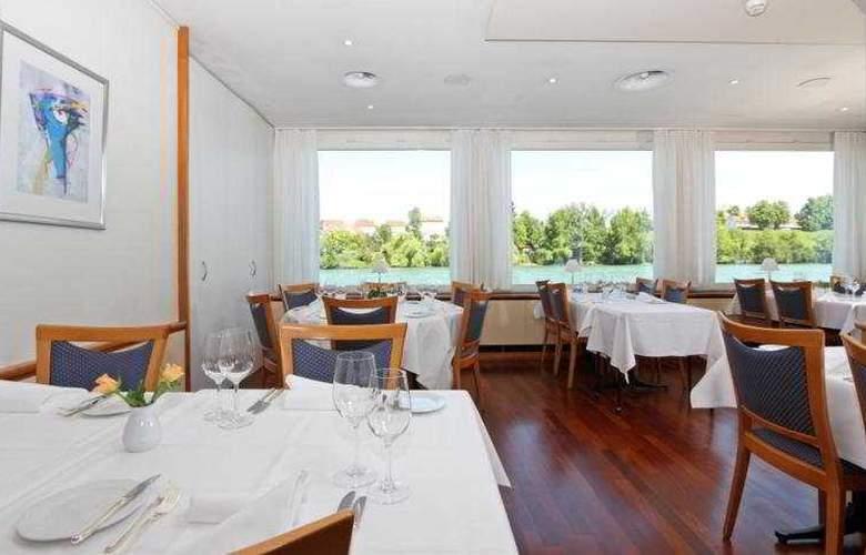 Schiff am Rhein Swiss Quality Hotel - Restaurant - 7