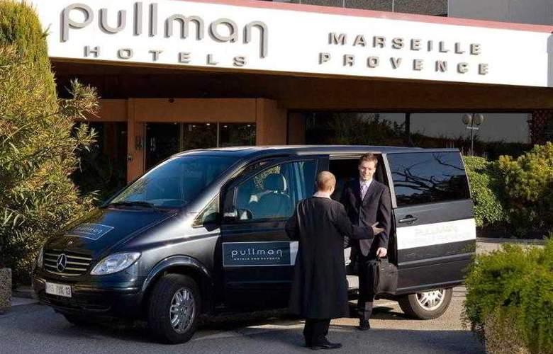 Pullman Marseille Provence Aeroport - Hotel - 6