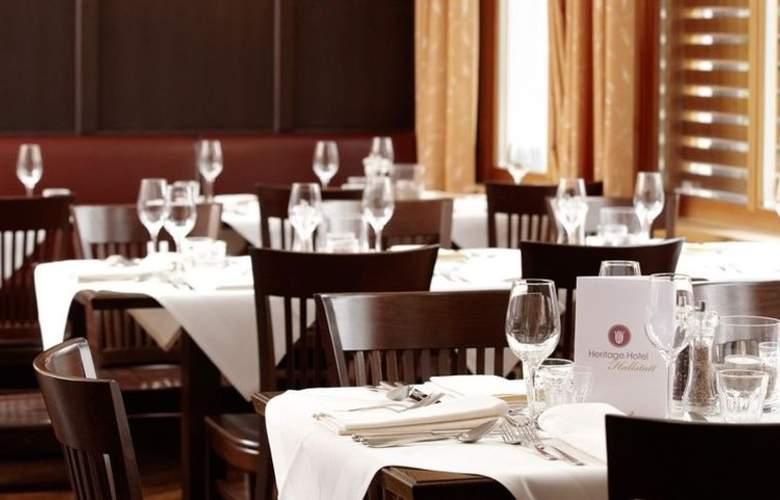 Heritage Hallstatt - Restaurant - 2