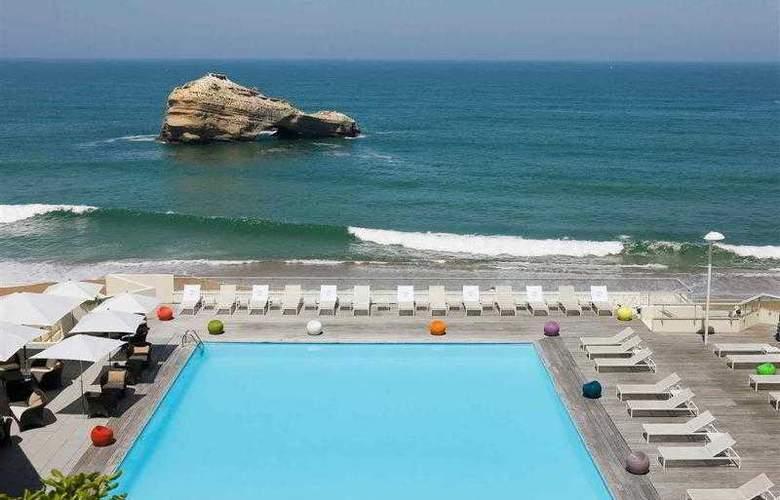Sofitel Biarritz le Miramar Thalassa Sea & Spa - Hotel - 20